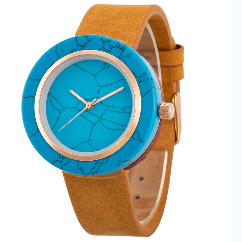 2019 Limited Direct Selling Fashion Marble Watches For Men Quartz With Leather Straps Manufacturer Customized Wholesale Watch 2019 Limited Direct Selling Fashion Marble Watches For Men Quartz With Leather Straps Manufacturer Customized Wholesale Watch