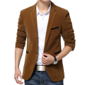 Blazer Men British Style Casual blazer Slim Fit suit male Blazers Men Terno Masculino Coat Plus Size 5Xl Brand clothing