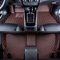 WLMWL Car Floor Mats For MG all models MG7 MG5 MG6 MG3 ZS car accessorie car styling auto Cushion Covers foot mat foot mat