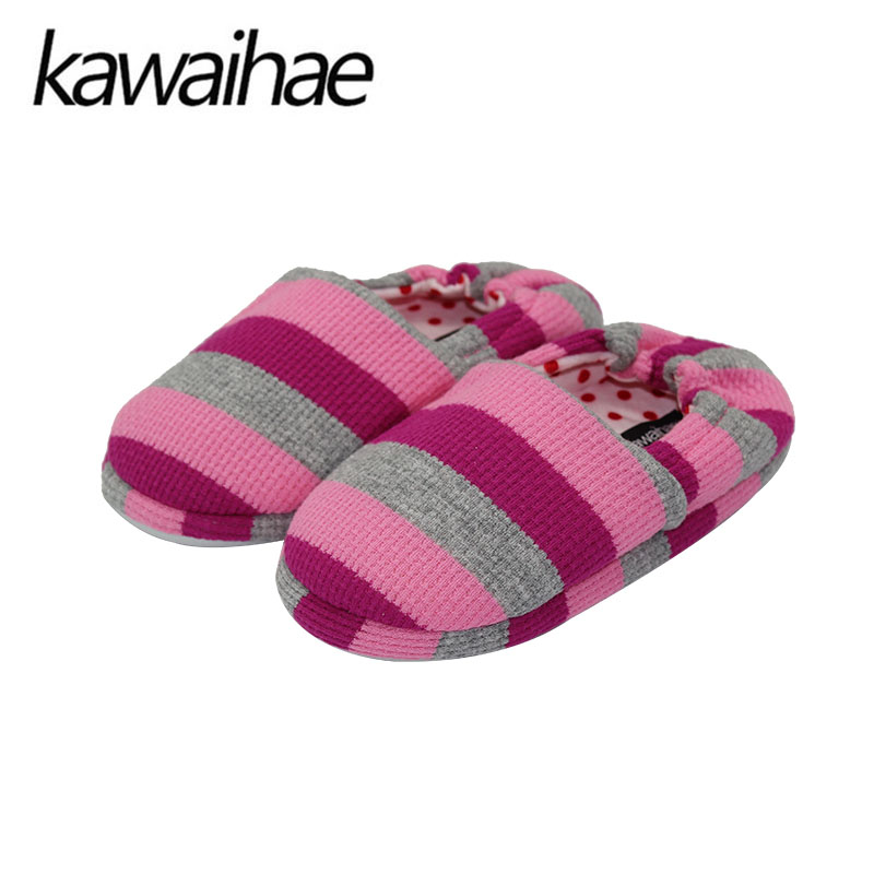 Kids Slippers Children Home House Girls Shoes Boys Indoor