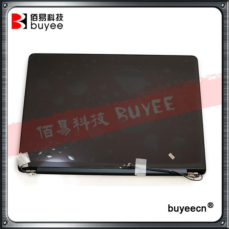 Original A1398 LCD Screen Assembly For Macbook Pro Retina 15 A1398 Full Complete LCD Display MJLQ2