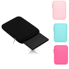 Soft Tablet Liner Sleeve Pouch Bag for New iPad 9.7 inch 2018 Mini 1/2/3/4 Air 1/2 Cover Case Pro Funda
