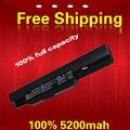 5200 MAH Laptop Battery For Asus K53U A43B K43BY X43S K43U K53T A53S A53SV K53SK k53sd X43TA