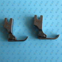 High Shank Double Toe Narrow Hinged Zipper Foot  #40322SH (2PCS)
