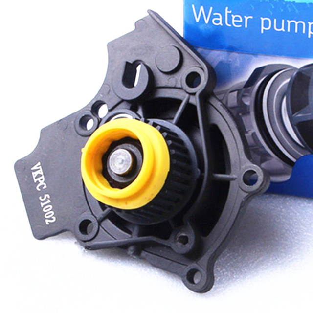 OEM VW Engine Cooling Water Pumps Impeller For VW Golf Jetta Passat CC Tiguan Scirocco Octavia Seat Leon 2.0t 06H121026