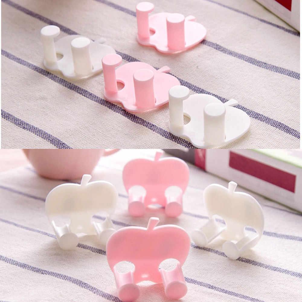 Многофункциональная отделка Штекерный держатель липкие крючки ключница декоративные настенные крючки настенный крючок Органайзер сумка вешалка для дома