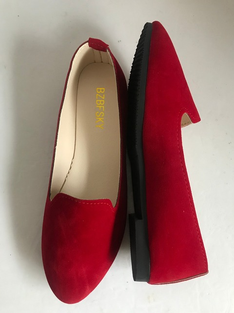 Plus size 2017 new Fashion shoes women solid candy color patent PU tip shoes women flats ballet Casual  shoes princess shoes