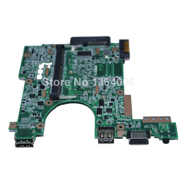 Placa madre para asus 1025c rev1.2g al por mayor del ordenador portátil eee pc 1025c placa base totalmente probado perfecto envío gratis
