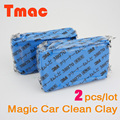 Magic car clean clay tool 2pcs/lot 3M 180g Magic Car truck Clean Clay Bar Auto Detailing Cleaner Car Washer magic cleaning tool