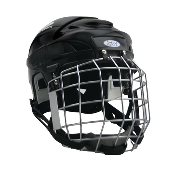 GY OLAHRAGA hoki es helm penutup dengan combo perlindungan kandang skate  hoki pelindung wajah mens anak   anak anak di Helm dari Olahraga   Hiburan  ... bee478c8e1