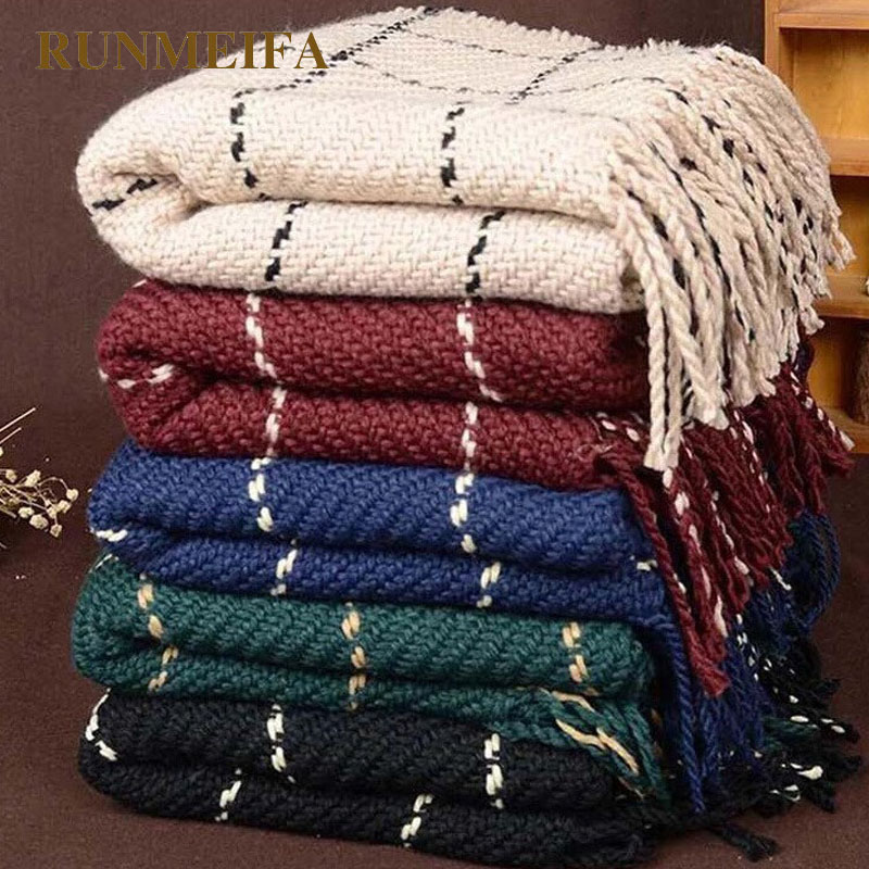 Za Plaid Scarf Women 2019 Black Fashion Warm Women Scarves Winter Cashmere Scarf Wrap Shawl Blanket Scarf Foulard Femme
