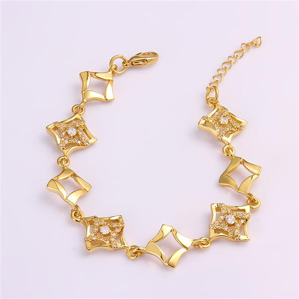 Baby S 18k Gold Bracelets Rose Jewelry Bangle Earrings 70756 Aaaaaa In Charm From Accessories On