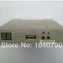 """3,"""" SFR1M44-LUN 1,44 МБ USB SSD usb-эмулятор флоппи-дисковода для управления промышленным оборудованием STOLL плоская вязальная машина"""