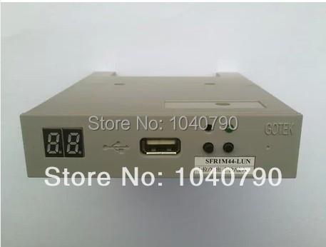 """Prix pour 3.5 """"SFR1M44-LUN 1.44 MB USB SSD FLOPPY DRIVE ÉMULATEUR STOLL Machine À Tricoter À Plat"""