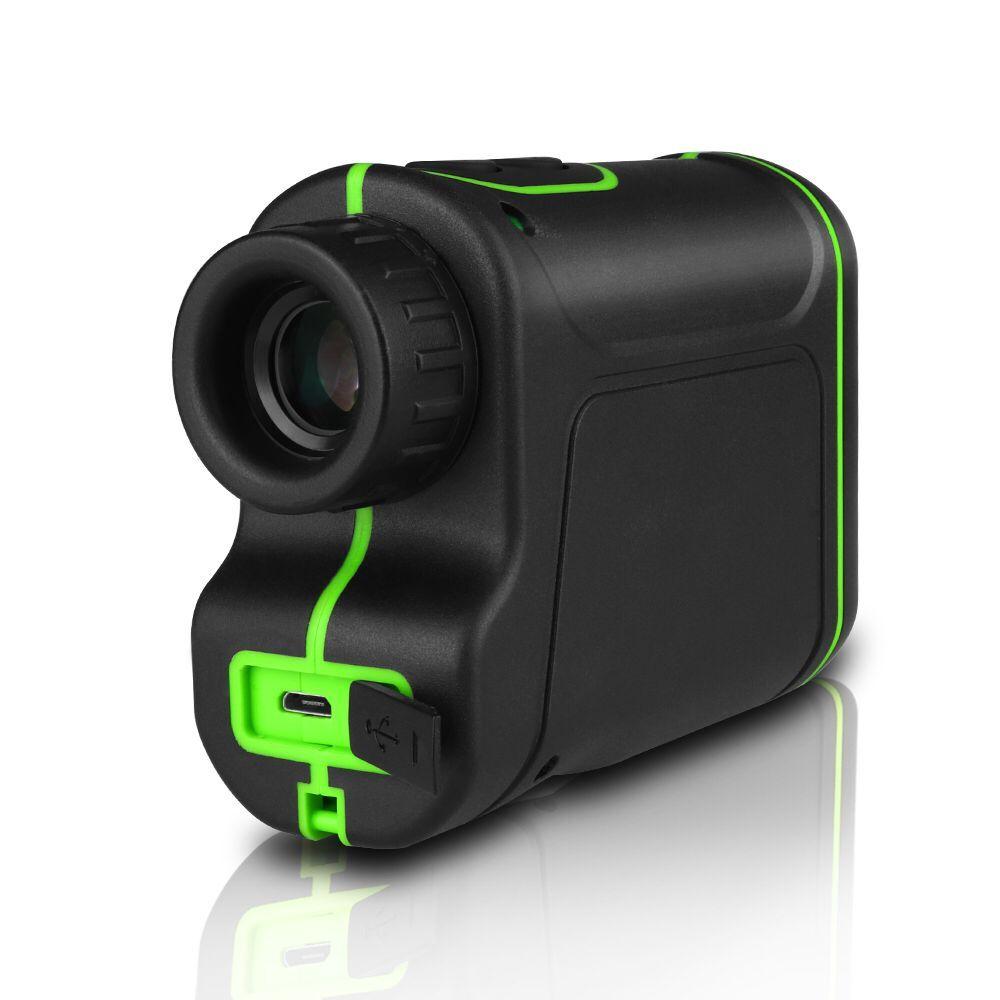 Golf hunting laser Range Finder 600m -4