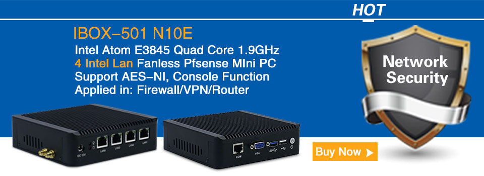 N10E fanless pc