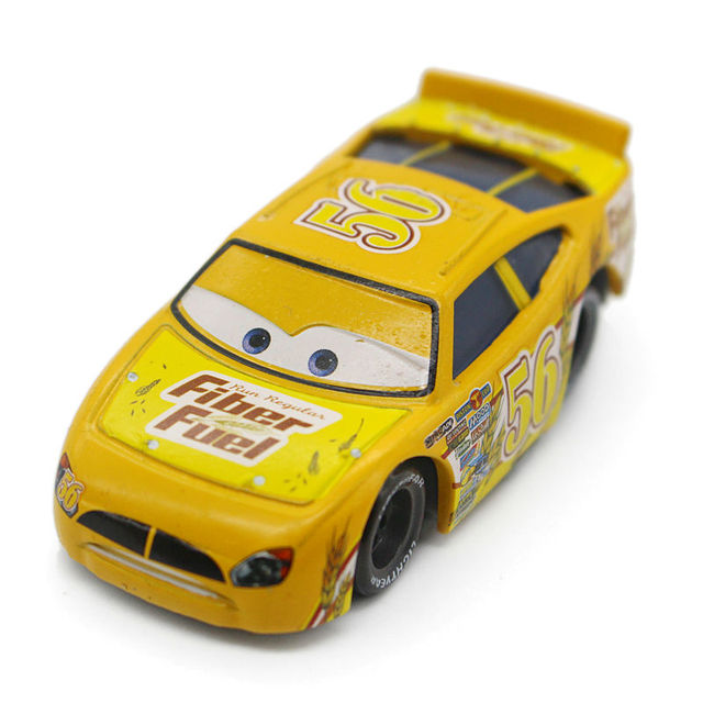 Brand New Pixar Cars 2 Toys 1 55 Scale 56 Fiber Fuel Cast Metal Car Toy In Stock