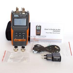 Image 5 - FHP2P01 Grandway PON Optical Power Meter for EPON GPON xPON, OLT ONU 1310/1490/1550nm