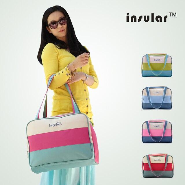Fashion Mommy bag Large Capacity Multi-functional Maternity Backpack Nursing bag Baby Diaper Bag Mommy Shoulder Bag 6z