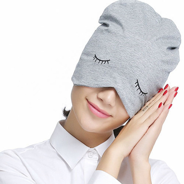8ae8346ae5f Unisex Soft 100% Cotton Cap For Women Lovely Embroidery Sleep Hats For  Girls Casual Beanie Thick Velvet Warm Men s Winter Hat