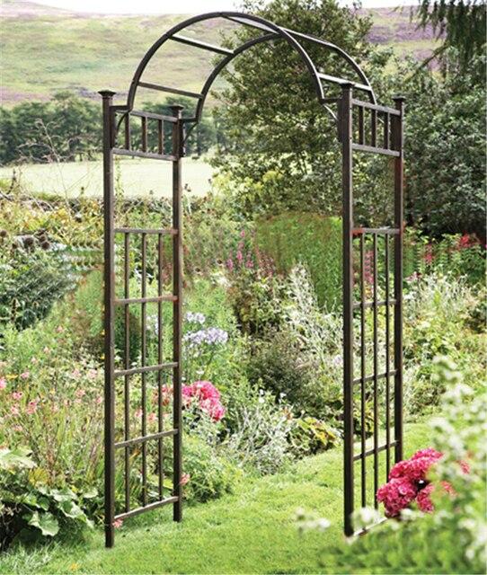 Continental ferro giardino archi patio giardino porta - Archi per giardino ...