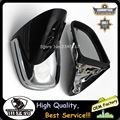 Black & Chrome Motorcycle Rearview Side Mirrors Fits For BMW K1200 K1200LT K1200M 99-08
