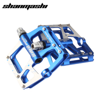 PCycling Super Wide Ultralight Road Bike Pedals Mountain Bike Pedals Aluminum Alloy Cycling Pedals Bicycle Pedals