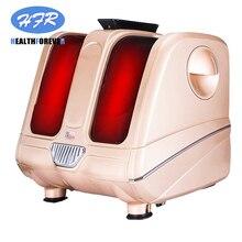 electric slim full beg and foot compression warmer pain circulation air pressure leg massager hot legs feet massage
