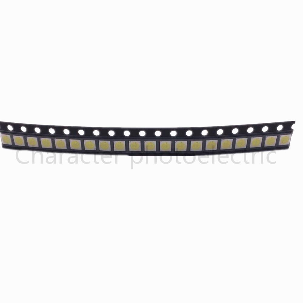 100pcs Lextar LED Backlight High Power LED 1.8W 3030 3V/6V Cool white 150-187LM PT30W45 V1 TV Application 3030 smd led diode