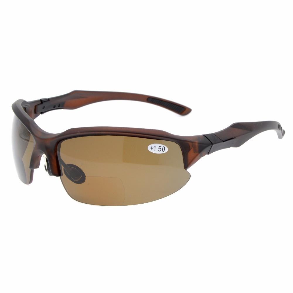 Image 5 - TH6188 Bifocal Eyekepper TR90 Unbreakable Sports Sunglasses Bifocal Sunglasses Half Rimless Reading Glasses-in Men's Reading Glasses from Apparel Accessories on AliExpress