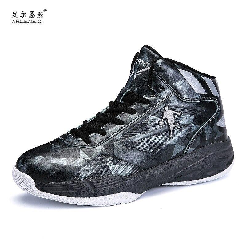 Mand Homme 2018 Hot Koop Basketbal Schoenen voor Mannen Fitness Gym Sport Jordan Sneakers Mannelijke Ultra Boost Training Plus Size 38-45