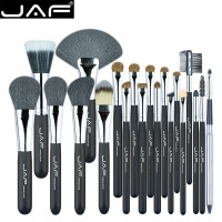 JAF 20 Pcs Makeup Brush Set Pro Face Eye Shadow Eyeliner Foundation Blush Lip Makeup Brushes