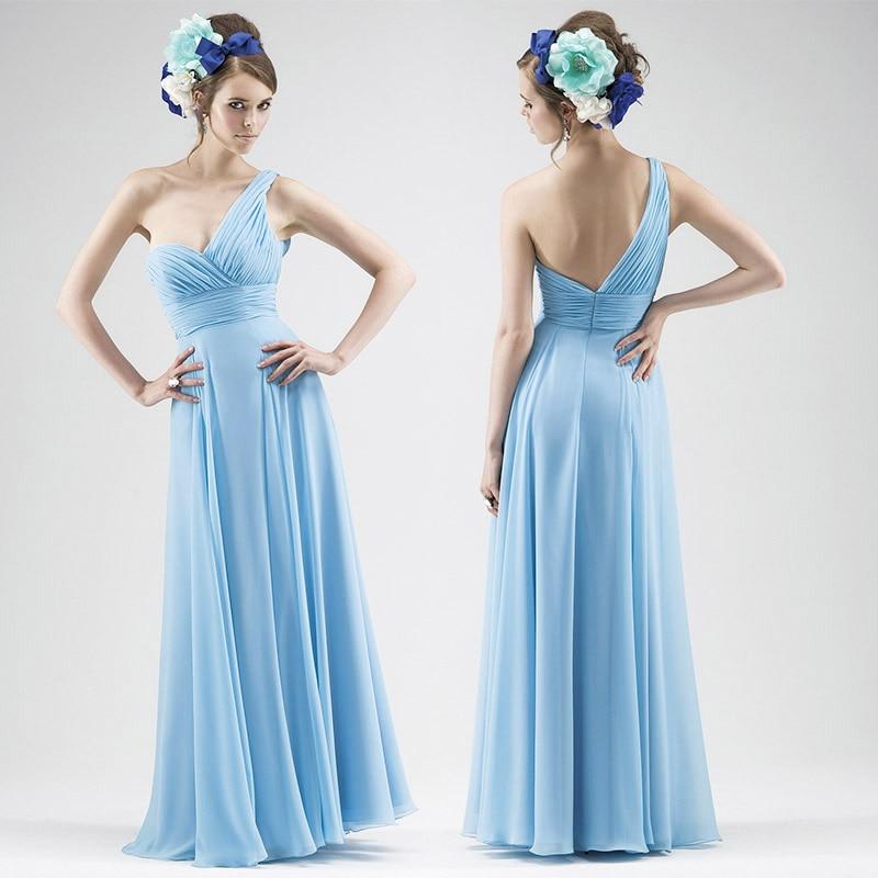 Pale Blue Bridesmaids Dresses : Get cheap light blue bridesmaid dresses aliexpress