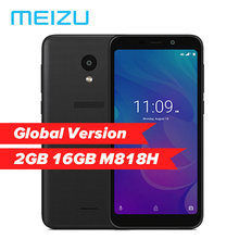 "Version mondiale Original Meizu C9 M9C 5.45 ""smartphone plein écran Quad Core 2GB 16GB M818H 16.0MP caméra 3000mAh téléphone Mobile(China)"