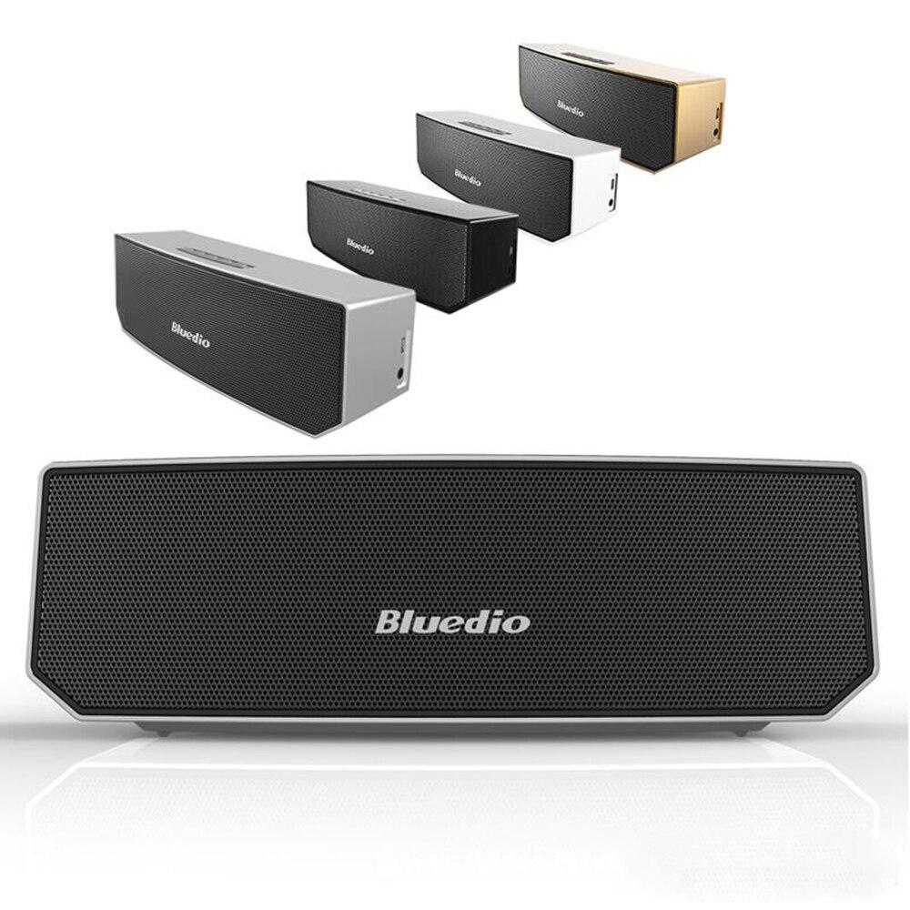 все цены на Bluedio BS-3 (Camel) Portable Bluetooth speaker wireless Subwoofer Sound bar Revolution Magnetic driver 3D stereo music with MIC онлайн
