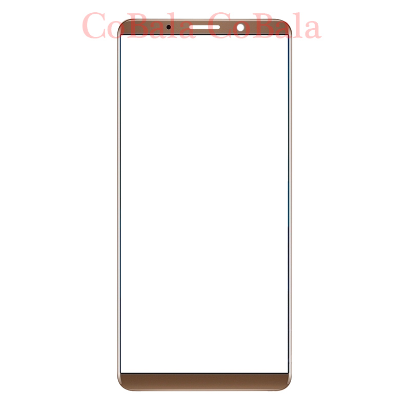 LOVAIN 1Pcs Original BlacK White Gold For Huawei Mate10 Mate 10 Pro Front Glass 6.0 Touch Screen LCD Outer Panel Top Lens Cover