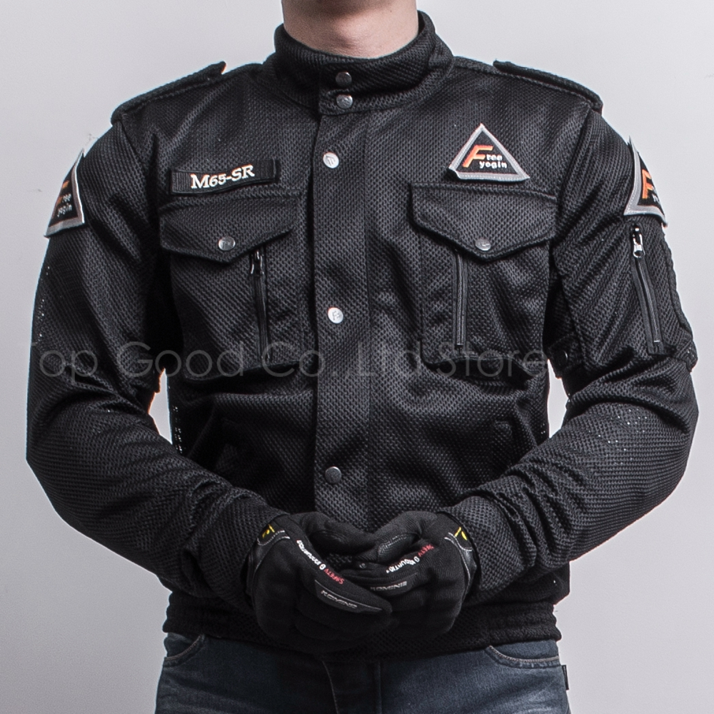 Cheap protective motorcycle clothing