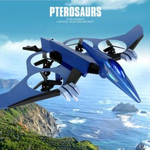 Pterosaur RC Drone and Quadcopters with Camera 2.4G 6-Axis Quadrocopter Selfie Drone Camera Real Time Video Toy