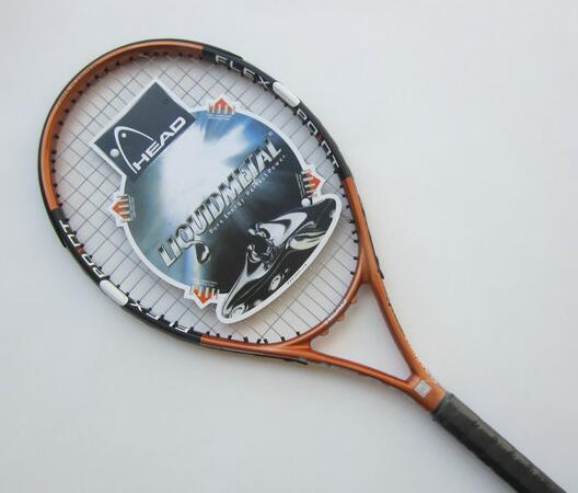 Romantic 2016 New Brand Carbon Professional Tennis Racket Racquet Raquete Carbon Fiber Handle With Strong Flexible Tennis String