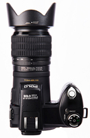 D7100 13MP Professional Digital Cameras 24x Telephoto & Wide Angle Lens sets 8X Digital zoom Cameras
