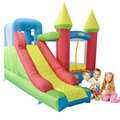 YARD Inflatable Bouncer Residential Jumping Bouncy Castle for Kids Party Event Ships from Russia