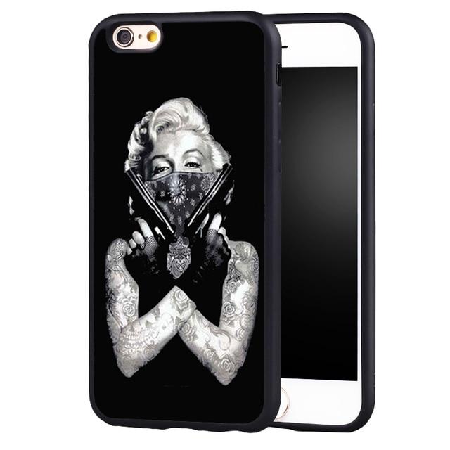 coque iphone 7 marilyn monroe
