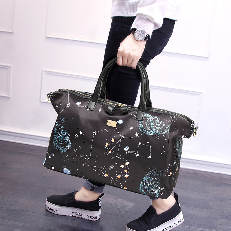 NIYOBO Waterproof Oxford Women Travel Bags Casual Luggage Ladies Weekend Portable Woman Handbag Camouflage Traveling Duffle Bag цена 2017