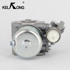 Image 4 - KELKONG EX17 المكربن Ay ل روبن سوبارو EX17D 4 السكتة الدماغية سيارات تصادم حمل الضغط غسالة Carb المكربن