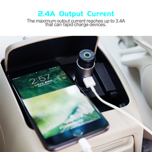 ROCK 2in1 Hammer Car Charger & Bluetooth Earphone for Smartphone