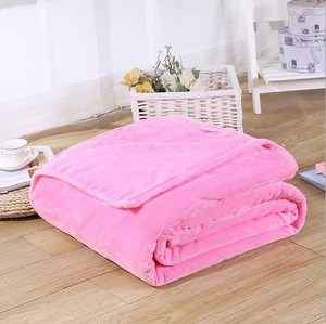 Image 5 - CAMMITEVER Luxury Fleece Bedding Blanket Super Soft Warm Fuzzy Lightweight Blankets Couch Throw Solid Color Blanket Home Beds