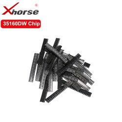 Xhorse VVDI 35160DW Prog Chip Ponto Vermelho Sem Necessidade de Rejeitar Simulador Adaptador Substituir M35160WT 5 pçs/lote