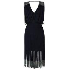 new arriva high quality women dress black white V-Neck summer dress Above Knee, Mini party Dress Wholesale dropshipping