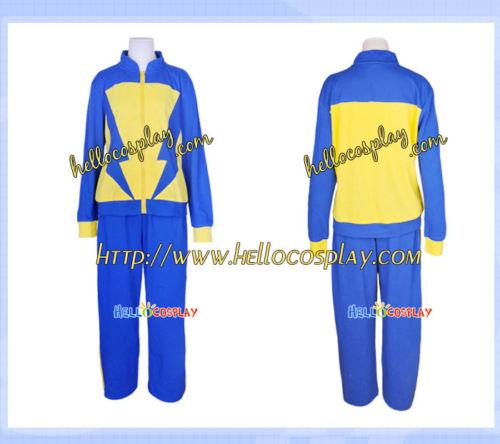 Inazuma Eleven Cosplay Raimon High School Uniform - Disfraces