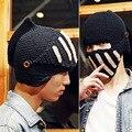 Knit romana Knight Helmet hombres Tapas sombrero de cosplay disfraces de halloween sombrero Gorros Divertidos